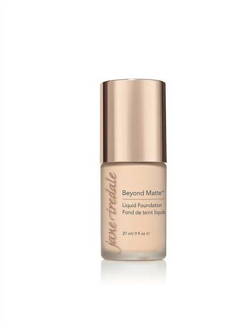 Beyond Matte Liquid Foundation