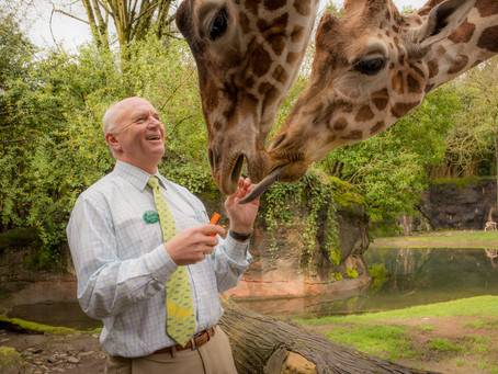 The Animal Marketing Podcast, Episode 3: Dr. Don Moore and the Oregon Zoo