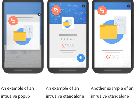 How to Avoid Google's Mobile Intrusive Interstitials Penalty