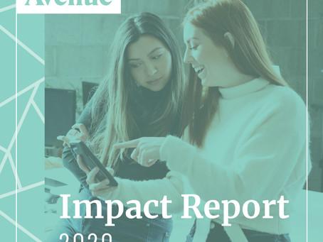 Avenue's 2020 Impact Report