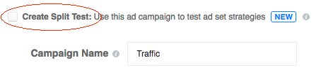 How to Split Test with Facebook Ads