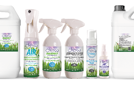 Can DEW Disinfectant Products Kill Coronavirus (COVID-19)?