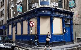 small pubs close as chains focus on big bars