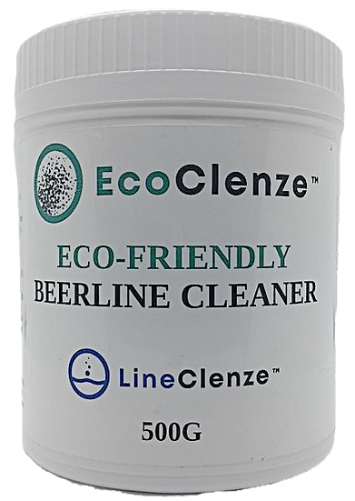 EcoClenze - Beer Line cleaning powder (6 x 500g)