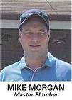 Mike Morgan Master Plumber