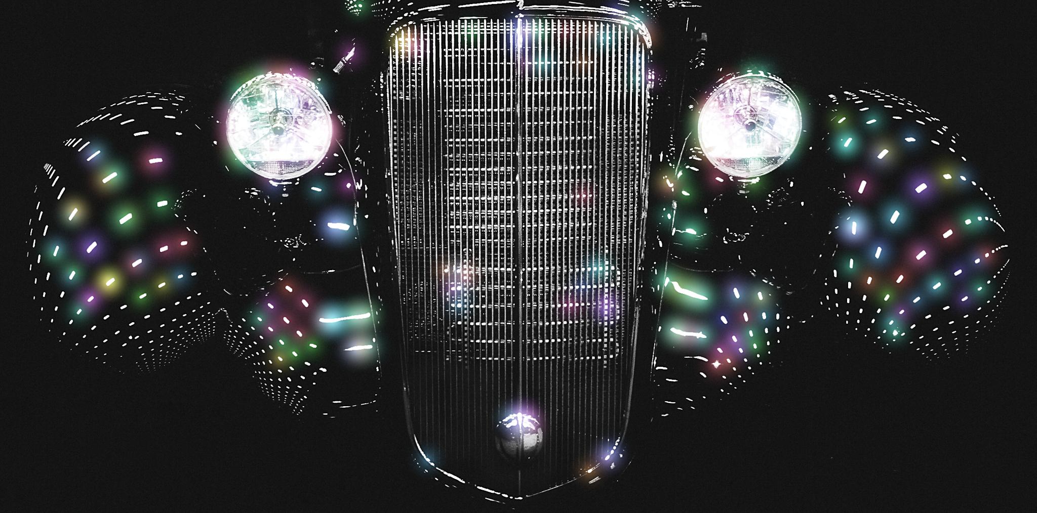 58022G - Black Beauty Car