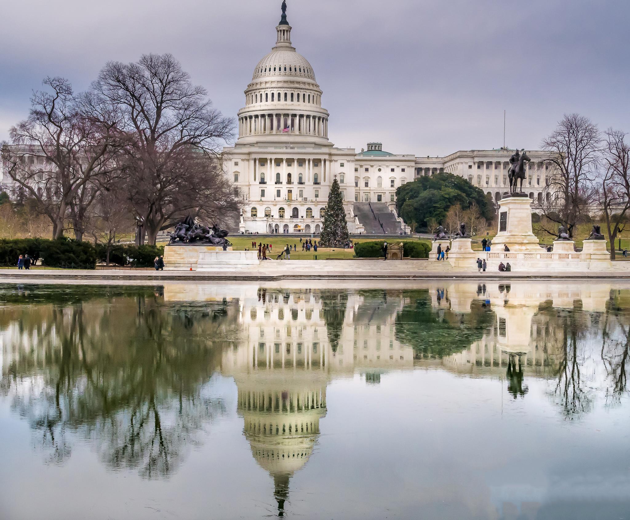 58081A - US Capital - Reflection