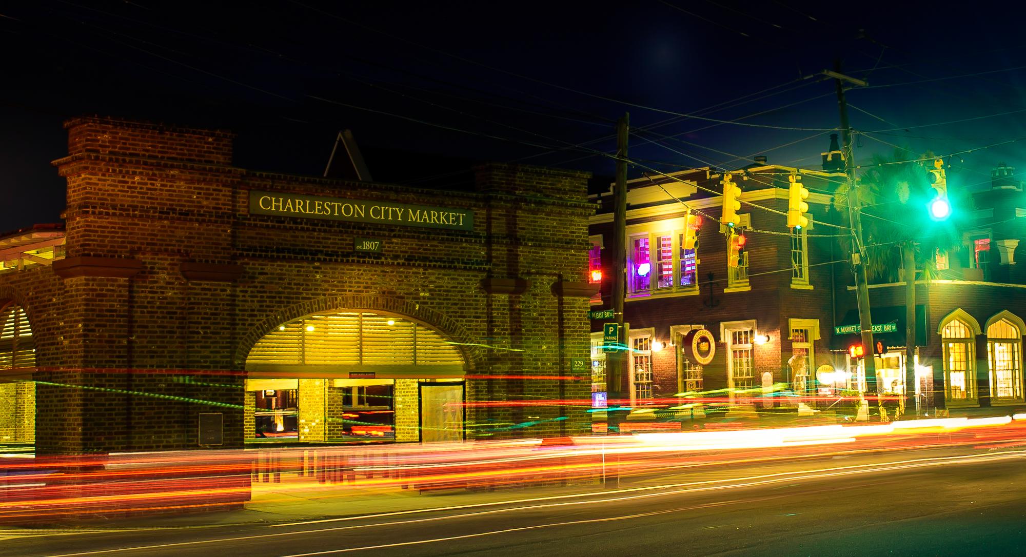 58070A - Charleston Straw Market - L