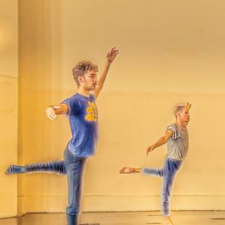 58161A - Cuban Ballet Practice