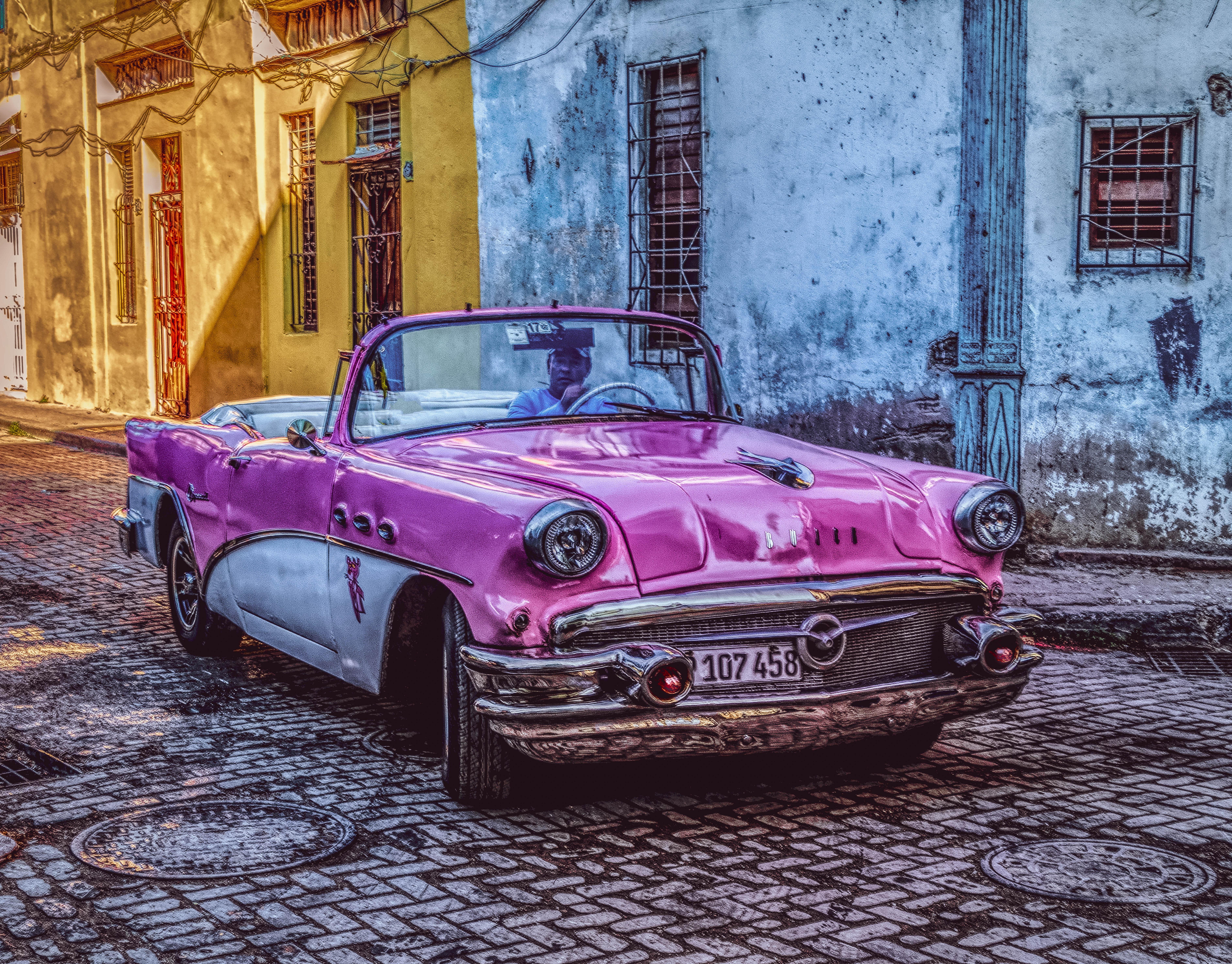 58156A - Pink Vintage 2