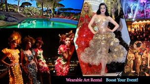 Wearable Art Boost you Event