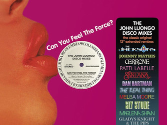 John Luongo - Master Mixes - Can You Feel the Force!
