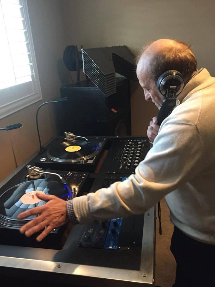 DJ John 'TC' Luongo