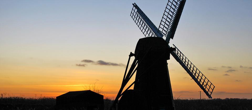 6. Herringfleet Mill