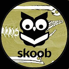Imagem do Skoob, que direciona as pessoas a minha estante de livros online.