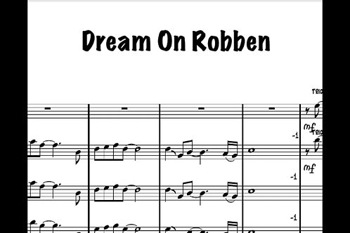 Dream On Robben Db score and parts