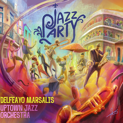 Jazz Party - Digital download