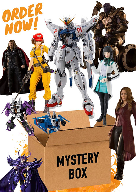 LUNA PARK 2021 Mystery Box