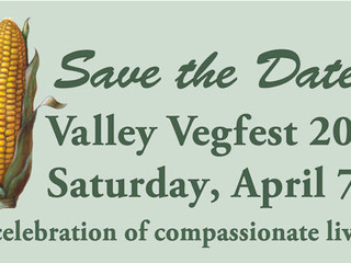 Michelle Caron to Speak at 2018 Valley VegFest