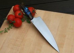 "8 1/2"" Chef with hybrid handles"