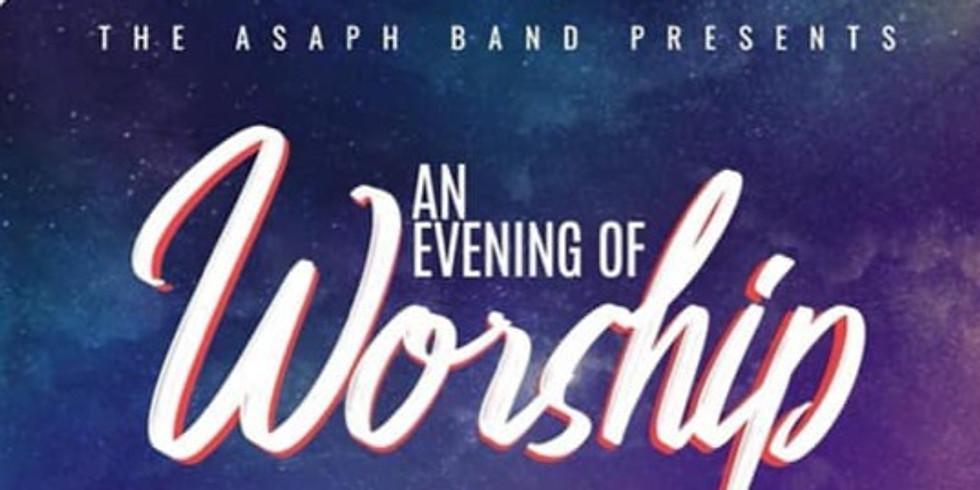 Asaph's Worship Night