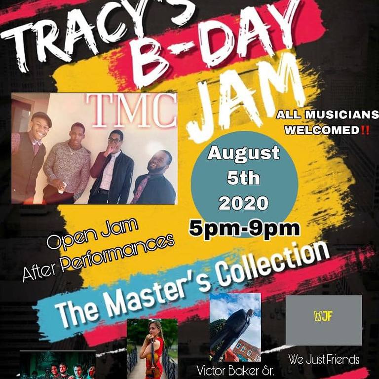 Tracey's Birthday Show