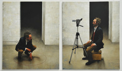 Director(diptych)
