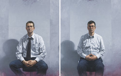 Two Brothers (diptych)