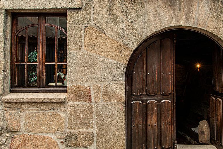 Fachada Terracea Casa Rural