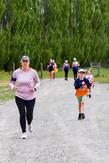 6km Butterfly Fun Run 2020 runners appro