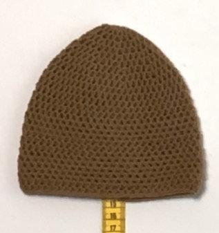 Mütze Mocca