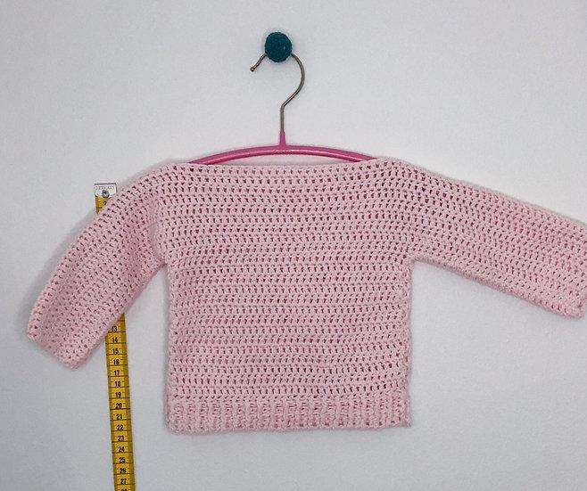 Pullover Olivia rosa