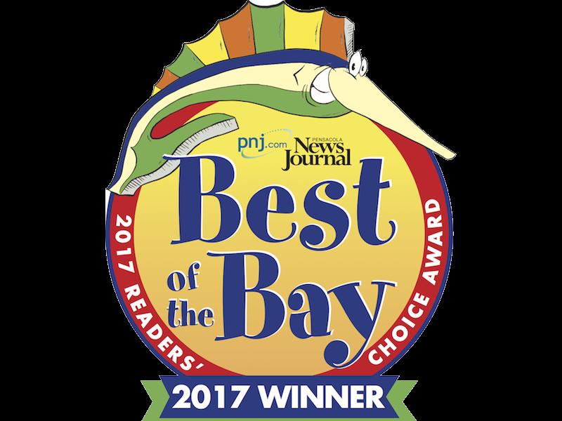 PNJ Best of the Bay 2017 Winner