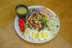 Frisky Grilled Chicken Salad