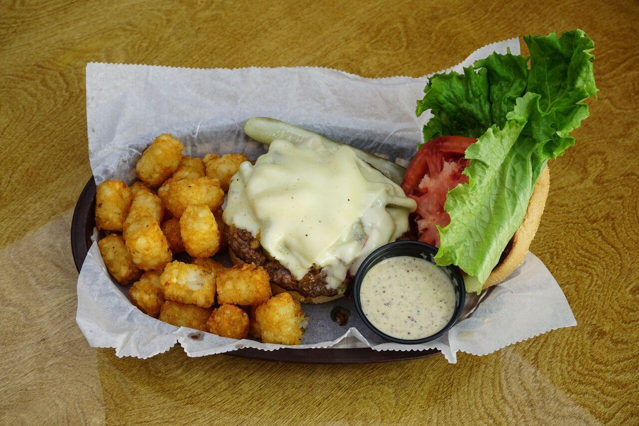 Frisky Burger