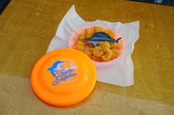 Frisky Shrimp Kids Plate