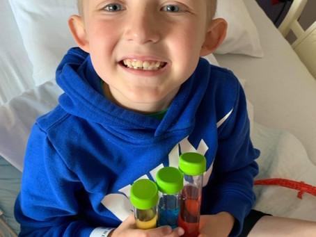 Kayden Burkhead: Acute Lymphoblastic Leukemia