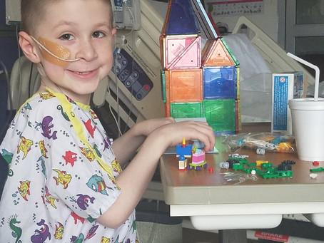Myles Peterson: Neuroblastoma