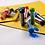 Thumbnail: Disney Niloya Sand painting Set DS-15 Sandmalkarten, 2in1 Set
