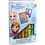 Thumbnail: Disney Frozen Sand painting Set DS-17 Sandmalkarten, Elsa und Anna. 2in1 Set