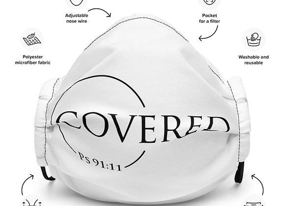 Covered Premium Face Mask