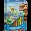 Thumbnail: Disney Dino Sand painting Set DS-24 Sandmalkarten, 2in1 Set
