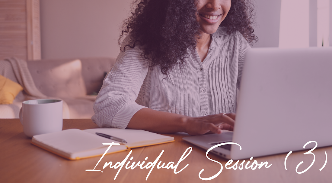 3 - Personal Coaching Sessions