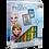 Thumbnail: Disney Frozen Sand painting Set DS-16 Sandmalkarten, Elsa und Olaf. 2in1 Set
