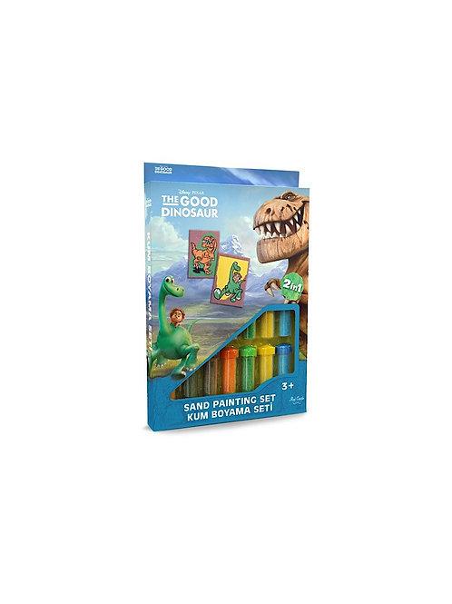 Disney Arlo Sand painting Set DS-23 Sandmalkarten, 2in1 Set