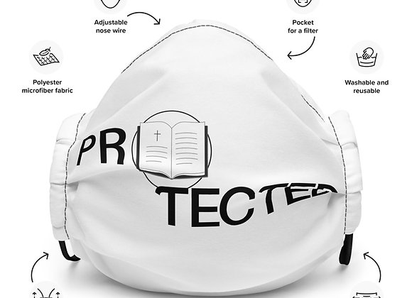 Protected Premium Face Mask