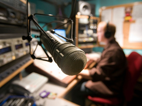 KPSQ Radio Interview