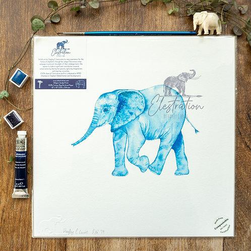 Efa Elestration® Giclée Print