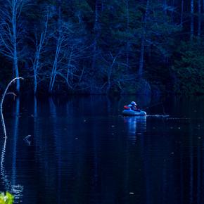 Matheson Lake Fishing