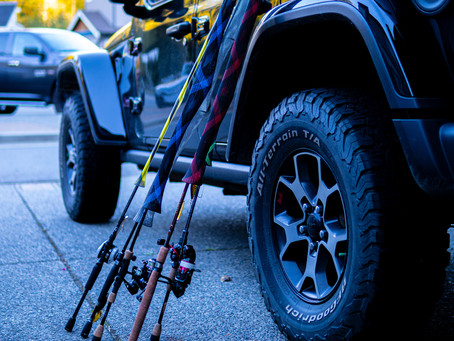 Protecting Fishing Rods with The Rod Glove